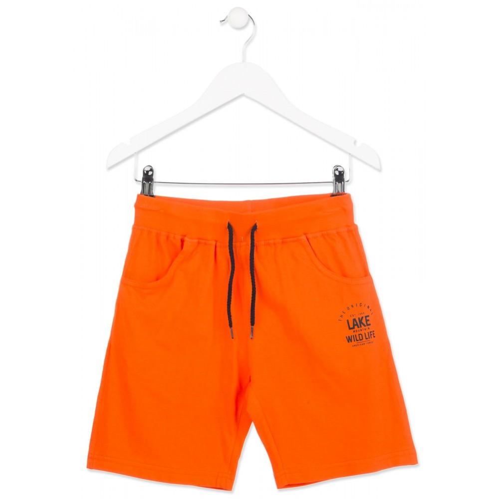 Bermuda Jogging Losan niño junior The Original básico cordón
