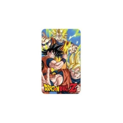 Camiseta Dragon Ball Goku Super Guerrero adulto manga corta