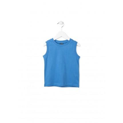 Camiseta Losan Kids niño infantil básica tirantes
