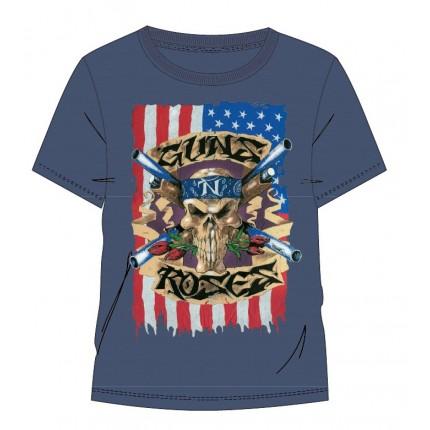 Camiseta Guns n Roses adulto manga corta