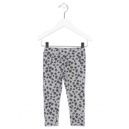 Leggins Losan Kids niña infantil Wild and free largo