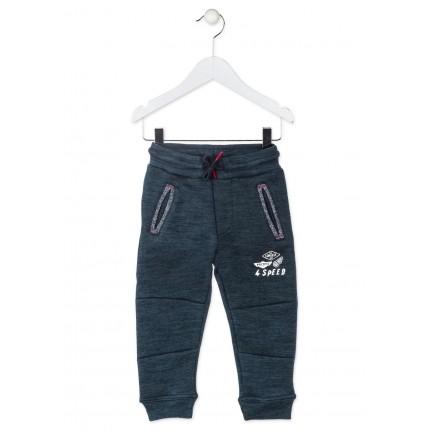 Pantalón Jogging Losan Kids niño infantil 4 Speed cordón puño