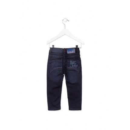 Pantalón Denim Losan Kids niño infantil Free Style cordón