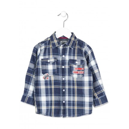 Camisa Losan Kids niño infantil Speed up! manga larga