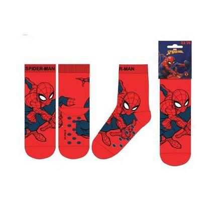 Calcetines antideslizantes Spiderman niño Marvel
