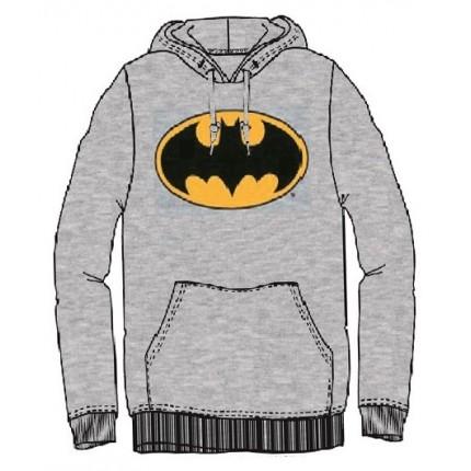 Sudadera Batman Hombre capucha canguro