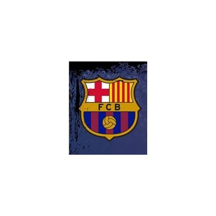 Escudo Calcetines FCBarcelona Barça cortos niño