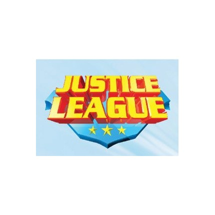 Logo liga de la justicia