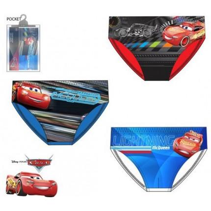 Pack de 3 Slips Cars niño infantil Rayo McQueen