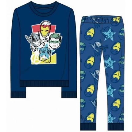 Pijama Avengers niño Marvel manga larga Coralina