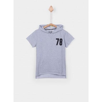 92e6df92b Bermuda Jeans Tiffosi Kids Joe 28 niño junior C10 cinco bolsillos ...