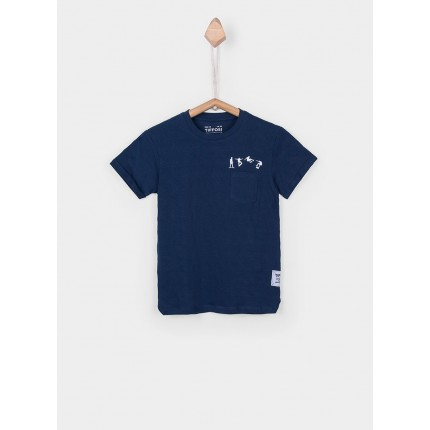 Camiseta Tiffosi Kids Heighty niño manga corta