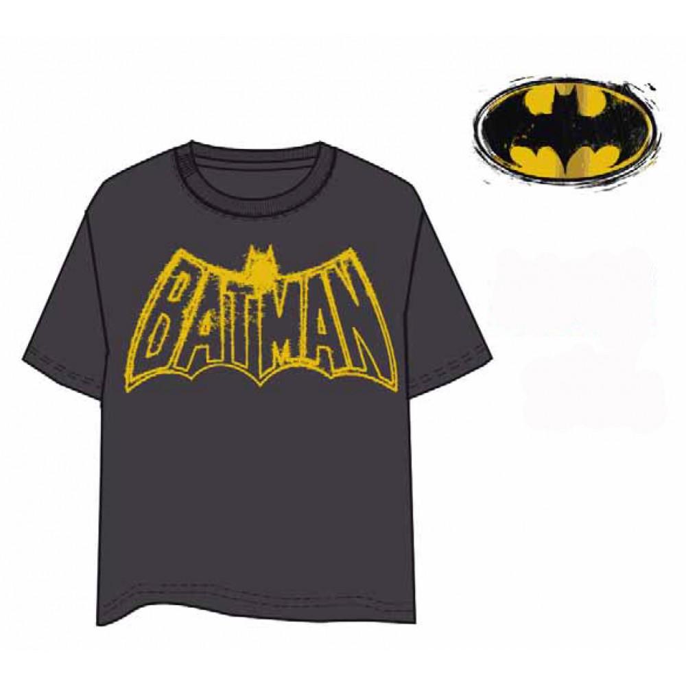 Camiseta Batman DC Comics manga corta hombre