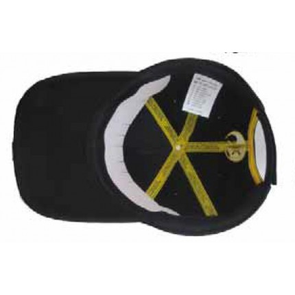 Detalle interior Gorra Star Wars Junior regulable belcro