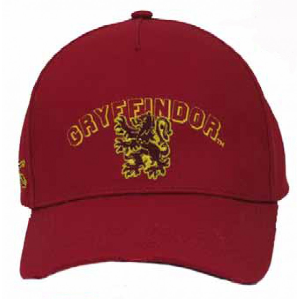 Gorra Harry Potter Junior Gryffindor belcro regulable
