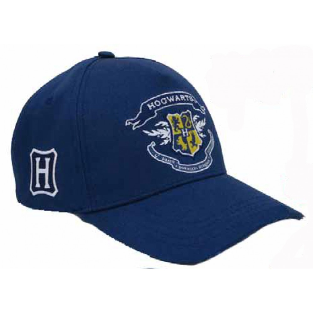 Gorra Harry Potter Junior Hogwarts belcro regulable