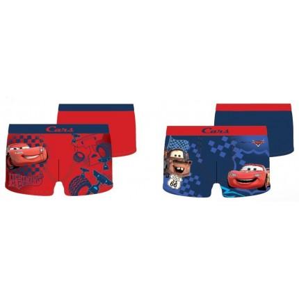 Pack de 2 Boxers Rayo McQueen Cars niño infantil