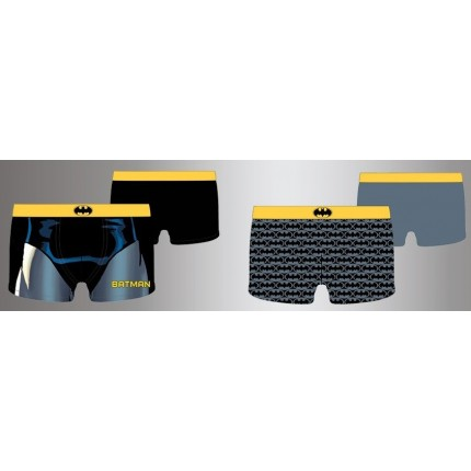 Pack de 2 Boxers Batman niño