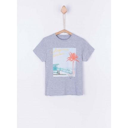 Camiseta Tiffosi Kids Ian niño manga corta California dreamin