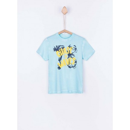 Camiseta Tiffosi Kids Roddy niño junior manga corta Chase the waves