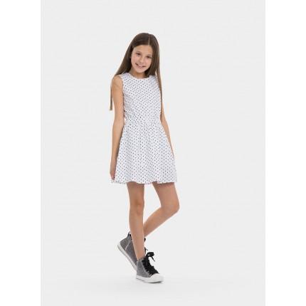 Modelo Vestido Tiffosi Kids Ellis niña junior tirantes