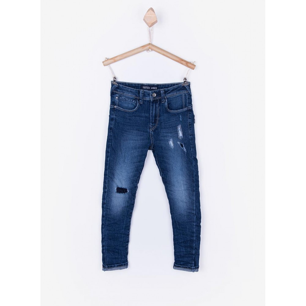 Pantalón Denim Tiffosi Brooklyn 17 niño junior