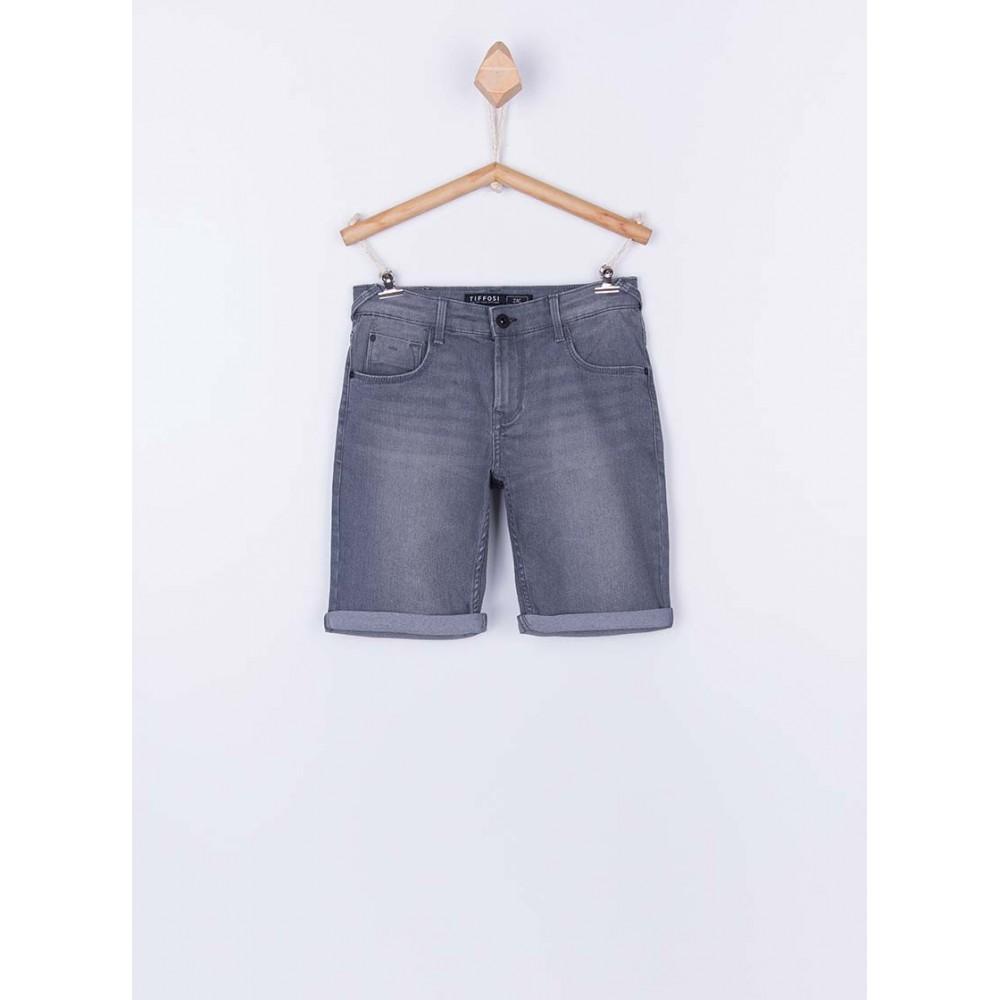 Bermuda Jeans Tiffosi Kids Zac K105 niño junior Regular Fit