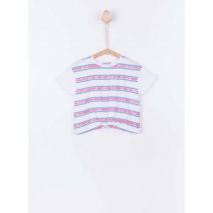 Camiseta Tiffosi kids Chislaia niña junior manga corta