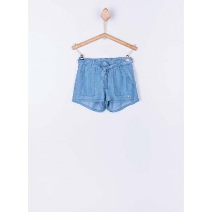 Short Denim Tiffosi Kids Corine niña junior súper fresquito!