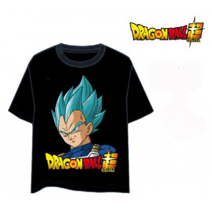Camiseta Dragon Ball Super Broly Vegeta Adulto manga corta