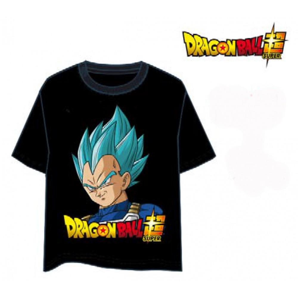Camiseta Dragon Ball Super Broly Vegeta Adulto manga corta