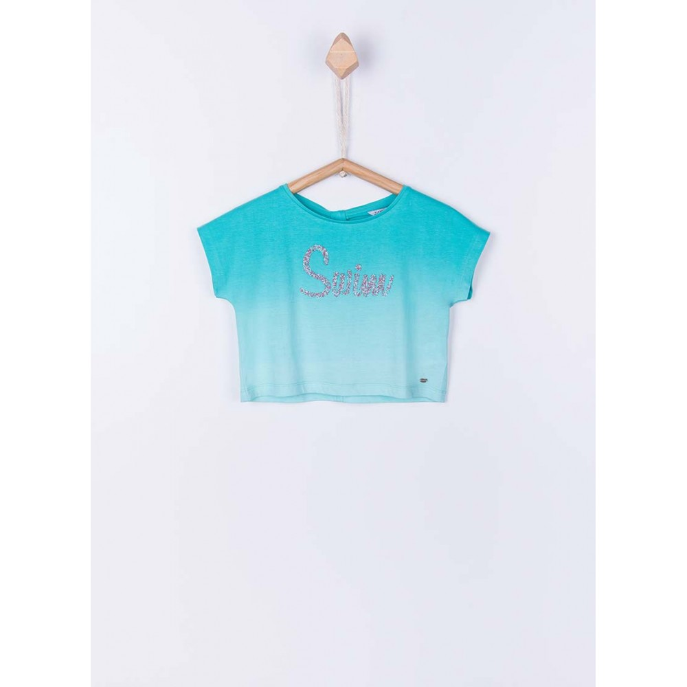 Camiseta Tiffosi Kids Malu niña junior manga corta