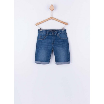 Bermuda Jeans Tiffosi Kids Joe 28 niño junior M10