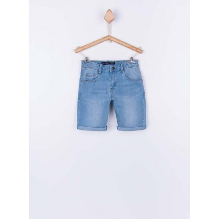 Bermuda Jeans Tiffosi Kids Joe 28 niño junior C10