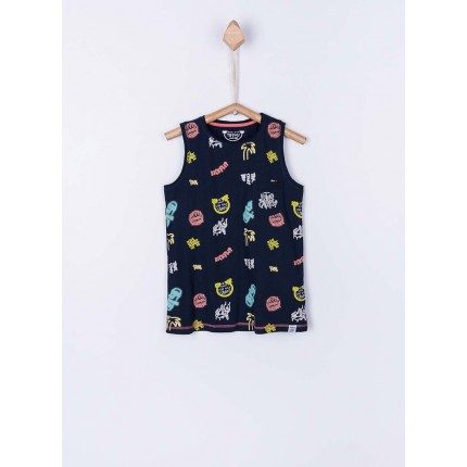 Camiseta Tiffosi Kids Cedar niño junior tirantes