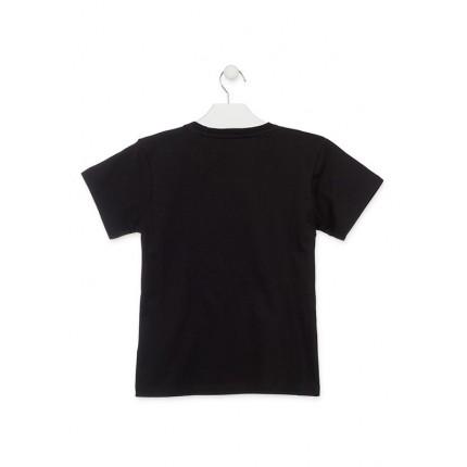 Espalda Camiseta Losan niño junior BEACH manga corta