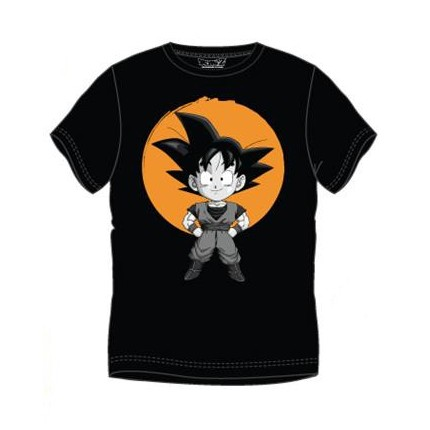 Camiseta Dragon Ball Z Satori adulto manga corta