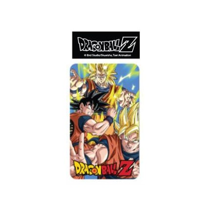 Etiqueta Camiseta Dragon Ball Z Vegeta adulto manga corta