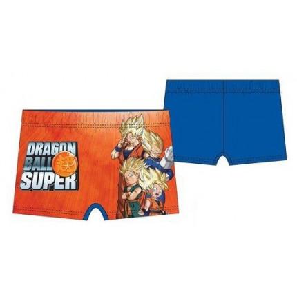 Bañador Boxer Dragon Ball Súper Saiyan niño