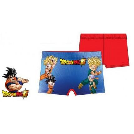 Bañador Dragon Ball Super Saiyan Trunks Son Goten niño