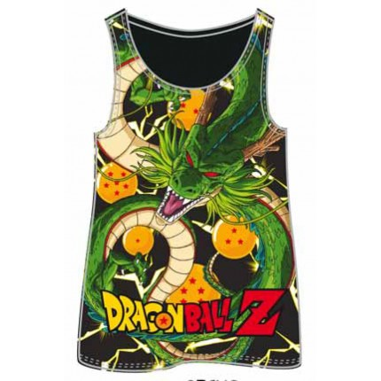 Camiseta Dragon Ball Z Shen Long adulto Tirantes