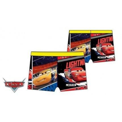 Bañador Cars boxer niño infantil LightNing McQueen