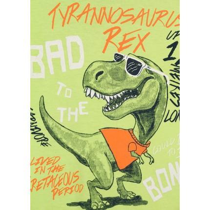 Detalle estampado Camiseta Losan Kids niño Rex infantil manga corta