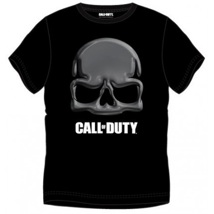 Camiseta Call of Duty hombre manga corta