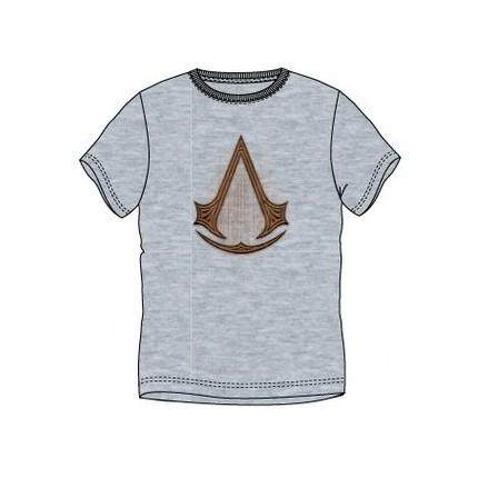 Camiseta Assessins Creed Origins adulto manga corta