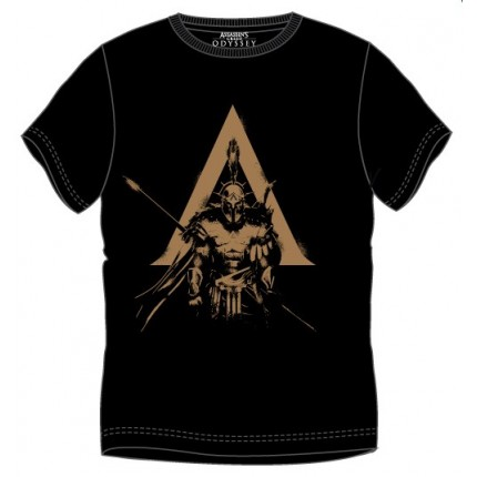 Camiseta Assassins Creed Odyssey Alexios adulto manga corta
