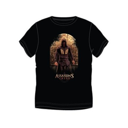 Camiseta Assassins Creed Origins adulto manga corta
