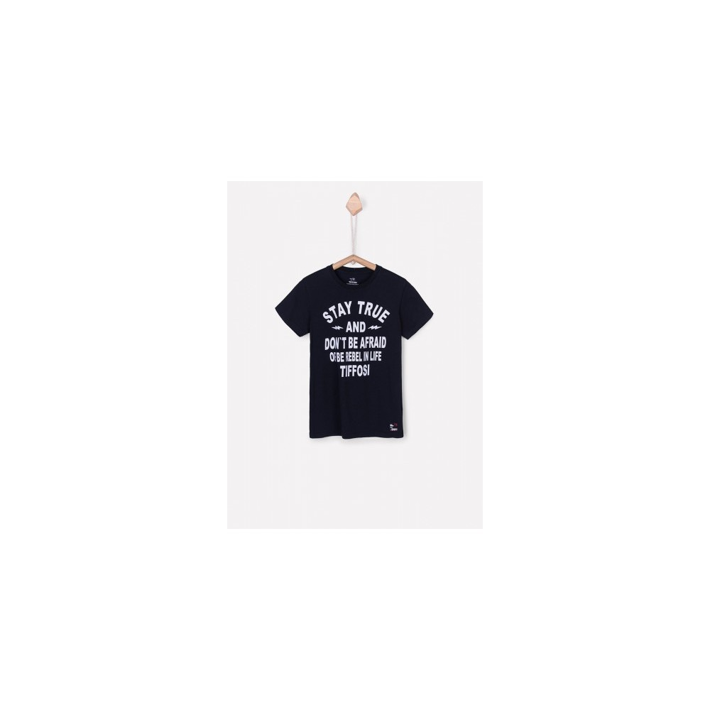 Camiseta Tiffosi Cicero niño junior manga corta