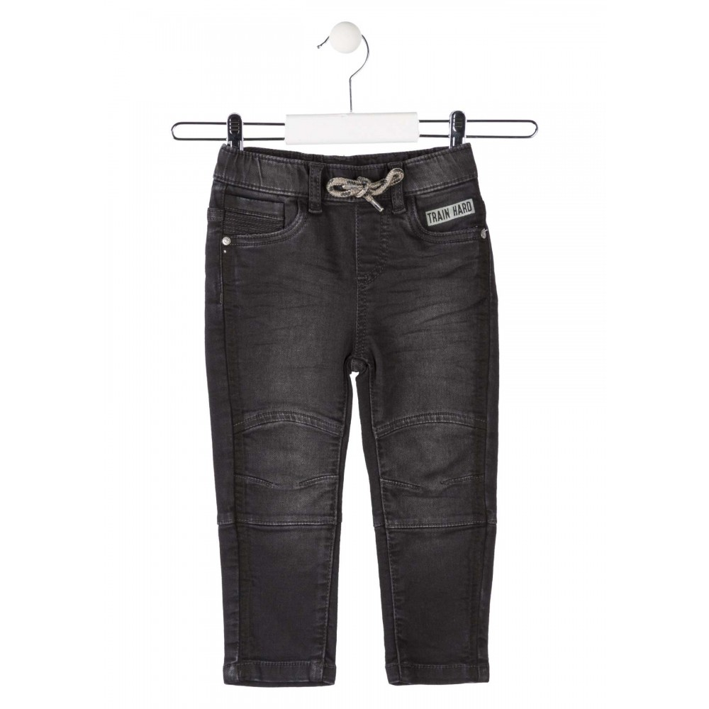 Pantalón Denim Losan Kids niño infantil Train Hard Slim
