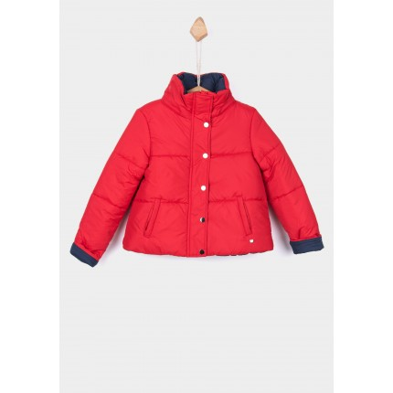 Parka Tiffosi Kids Kai niña junior capucha interior